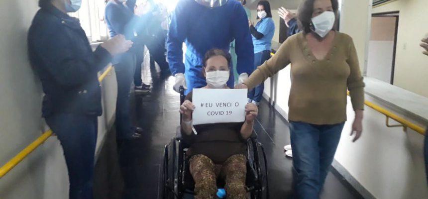 VITÓRIA – PRIMEIRA PACIENTE DIAGNOSTICADA COM COVID-19 EM BARROSO RECEBE ALTA