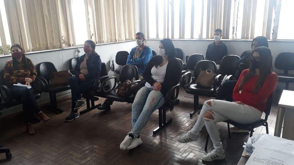 COMBATE A COVID-19: HOSPITAL DE BARROSO PROMOVE TREINAMENTO PARA SECRETARIA MUNICIPAL DE SAÚDE